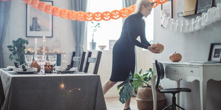 15 piezas esenciales para tu decoración de Halloween   Telemundo