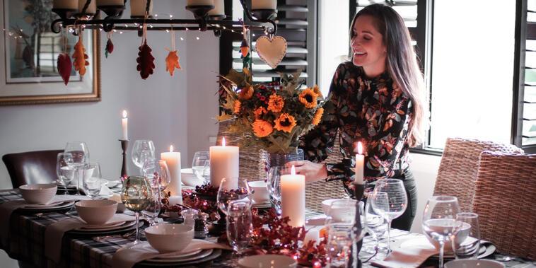 20 decoraciones de Día de Acción de Gracias para tu hogar | Telemundo