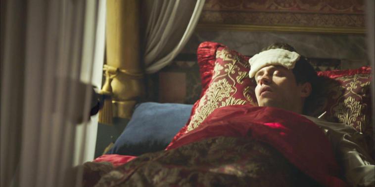 La Sultana, Capítulo 12: Tiembla el trono del Sultán Ahmed
