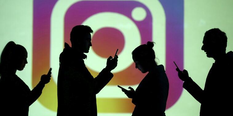 Usuarios de Instagram.