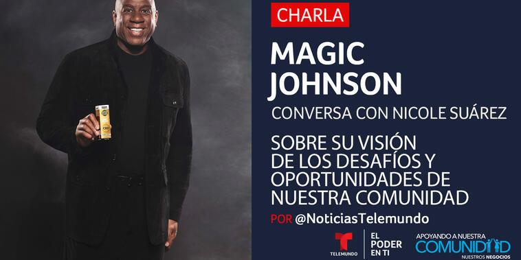 Magic Charla Graphic