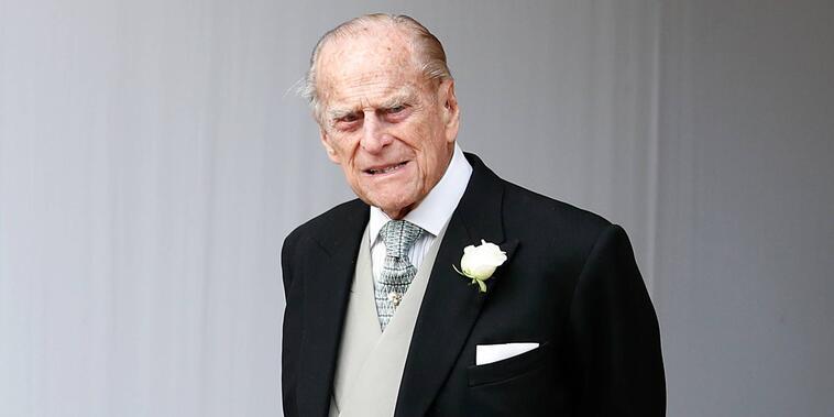Príncipe Philip, difunto esposo de la reina Isabel II