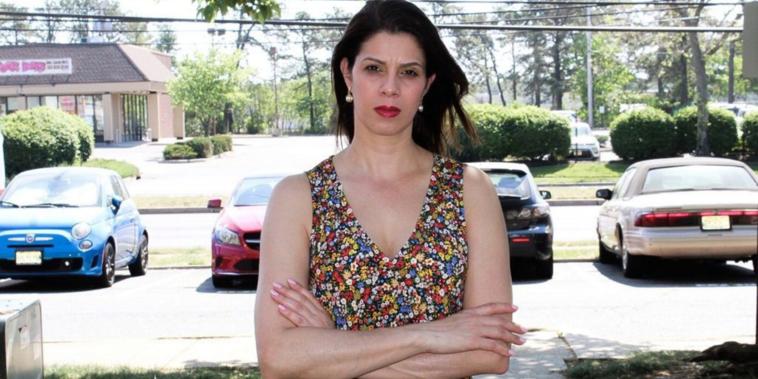 Hannia Solís es costarricense y llegó a EE.UU hace 20 años.