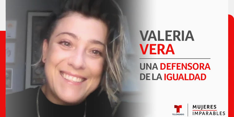 Valeria Vera - Mujeres Imparables