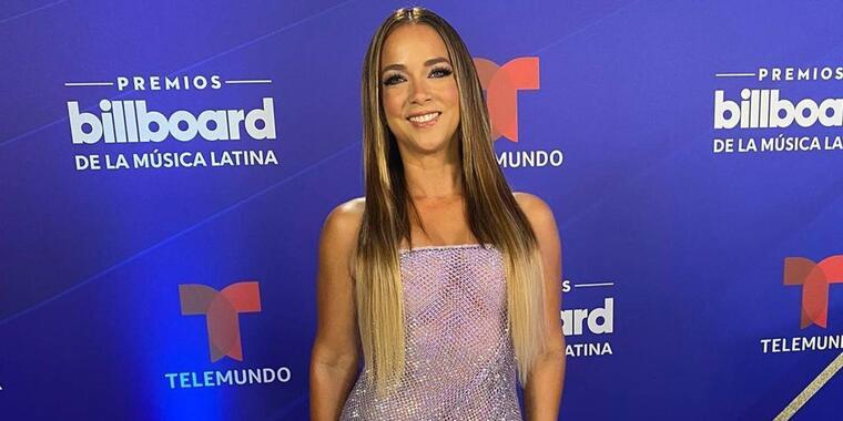 Adamari López en los Premios Billboard de la Música Latina 2021