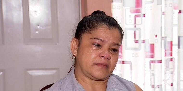 Esmeralda Luna Domínguez, víctima de violencia doméstica