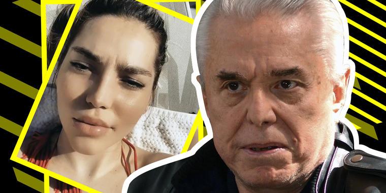Enrique Guzmán: Destapan su pasado violento ¿y se quedaba con Frida a solas?