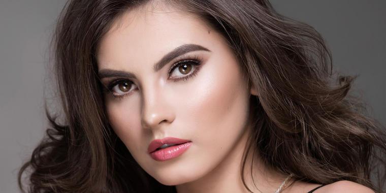 Ana Marcelo Miss Nicaragua Universo 2020