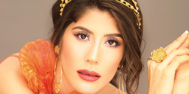 Vanessa Castro Guillén Miss Paraguay Universo 2020