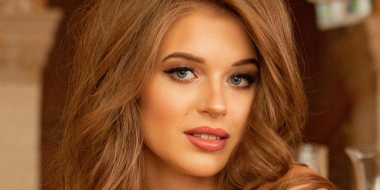 Alina Sanko Miss Rusia Universo
