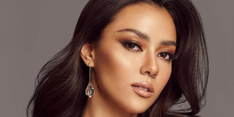 Amanda Obdam Miss Taliandia Universo