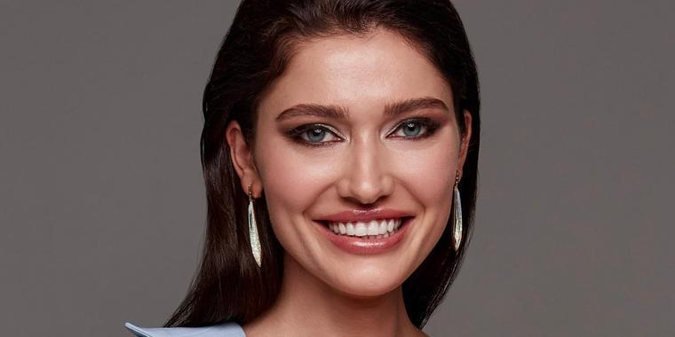 Yelyzaveta Yastremska Miss Ucrania Universo