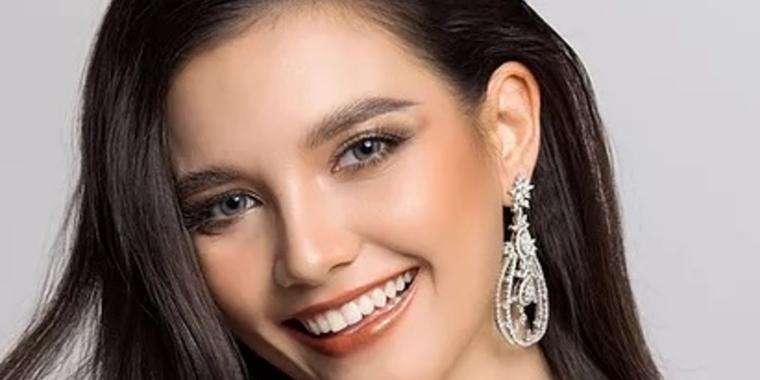 Christina Lasasimma Miss Laos Universo