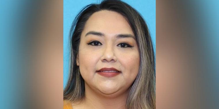 Erica Hernández, de 40 años, es madre de tres hijos. Lleva diez días desparecida.