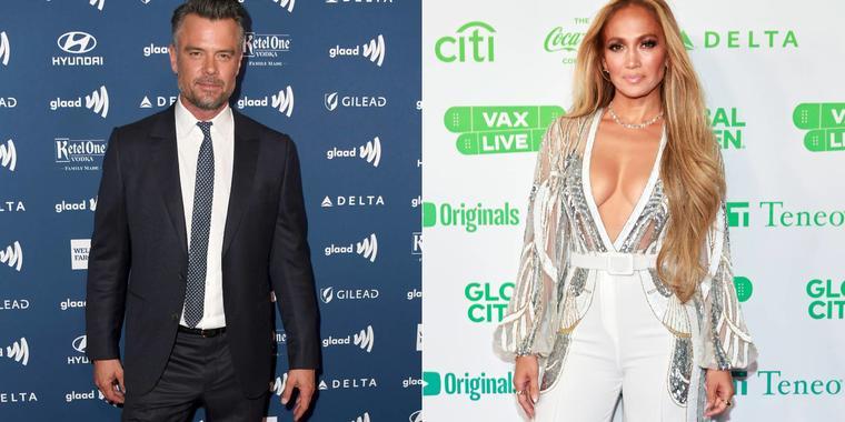 Josh Duhamel, Jennifer Lopez