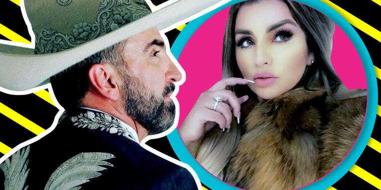 Vicente Fernández Jr: Su novia lo confiesa todo tras rumores de adicciones