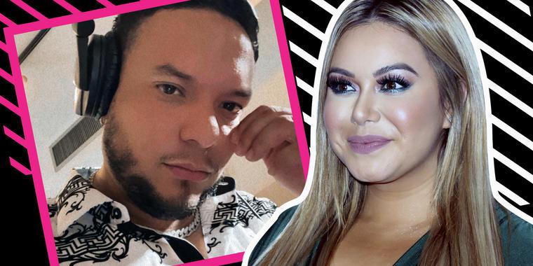 Lorenzo Méndez, en pleno divorcio con Chiquis, le cae un balde de agua fría