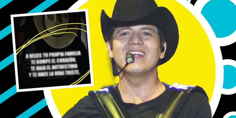 Remmy Valenzuela mensaje