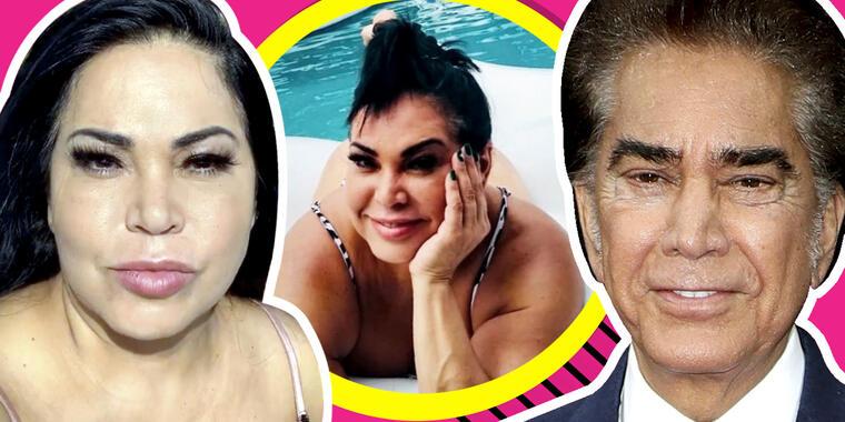 Hija mayor de El Puma se luce en bikini, pero la confunden con un hombre