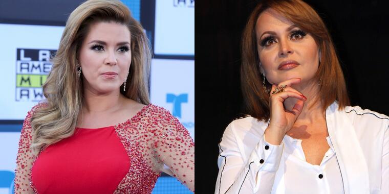 Alicia Machado y Gaby Spanic