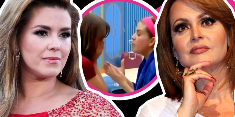 Alicia Machado no perdona la 'traición' de Gaby Spanic y da la estocada final