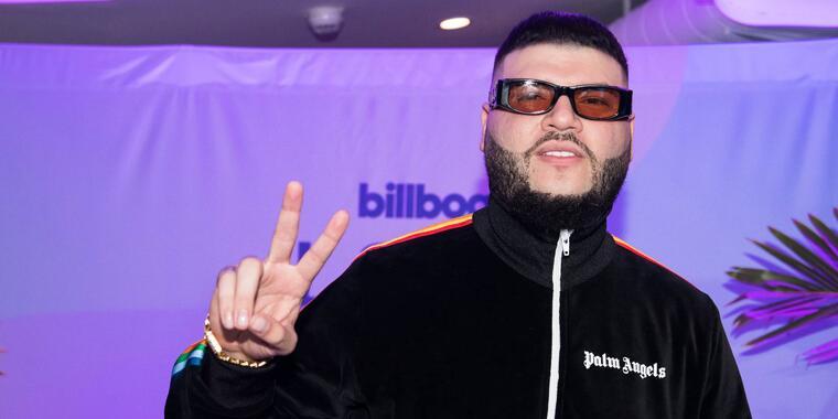 Farruko en la Billboard Latin Music Week 2021
