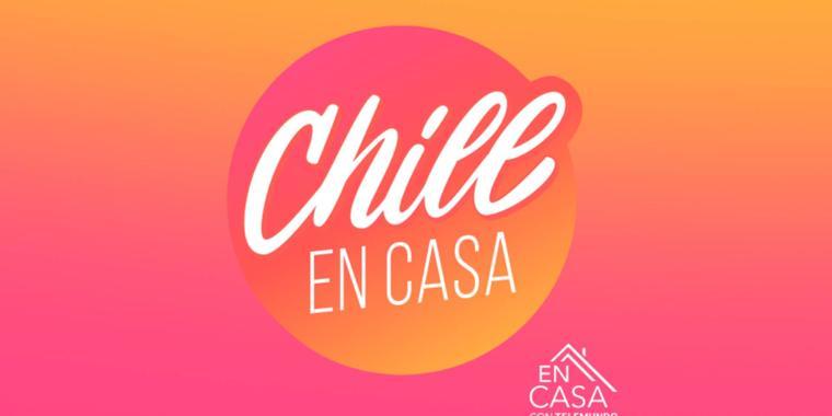 Chill en Casa, la nueva playlist de 'En Casa con Telemundo'