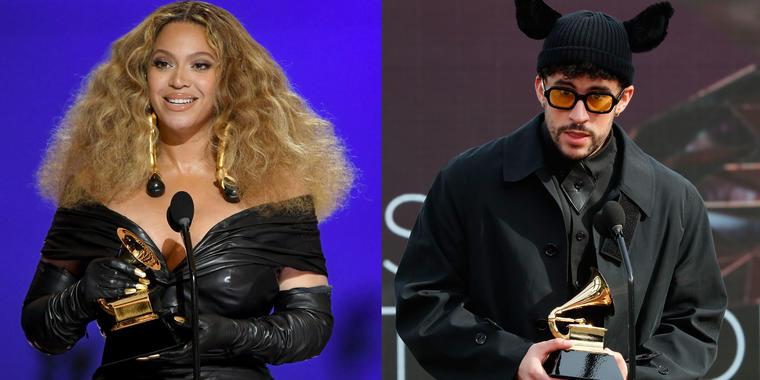 Ganadores Grammys 2021