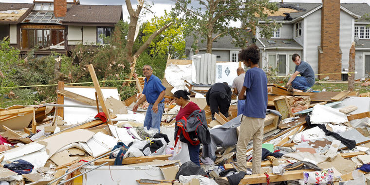 Tornado Naperville