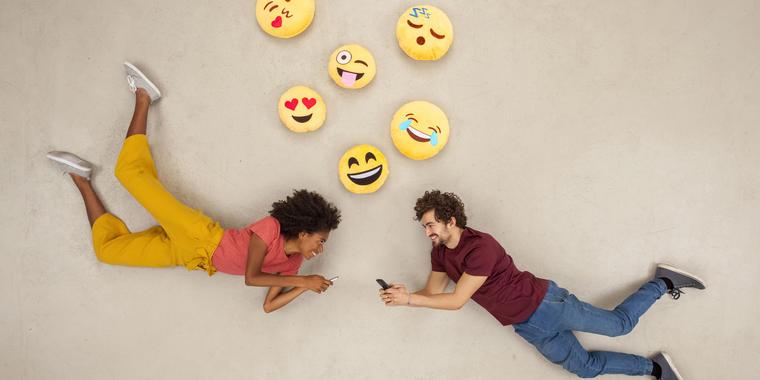 Productos y modelos con emojis