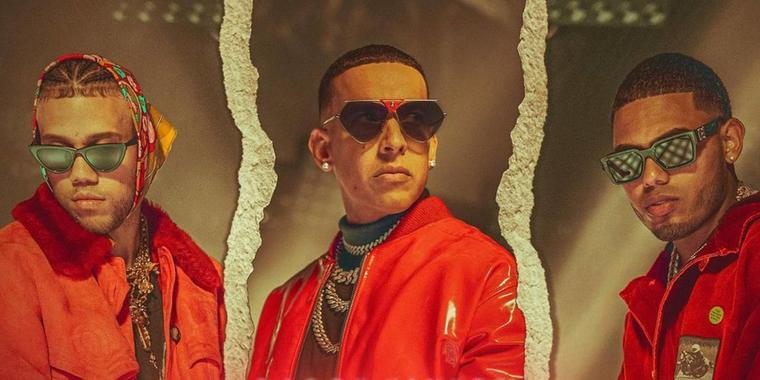 Daddy Yankee, Myke Towers y Jhay Cortez, 'Súbele al volumen'