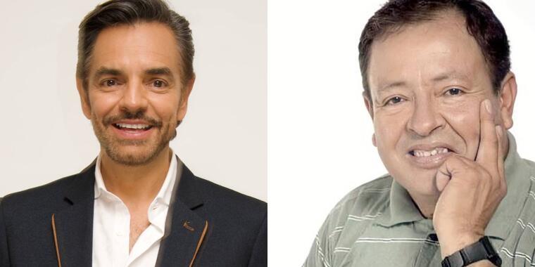 Eugenio Derbez y Sammy Pérez