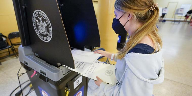 Elecciones primarias en Nueva York
