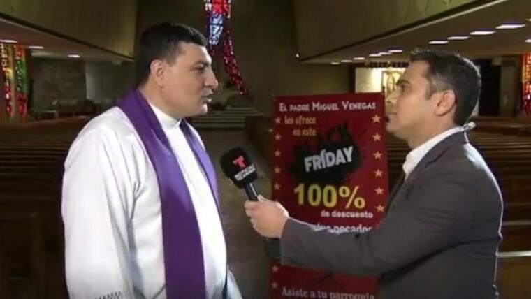 Las Mejores Ofertas Del Black Friday Estan En Esta Iglesia De Chicago Telemundo