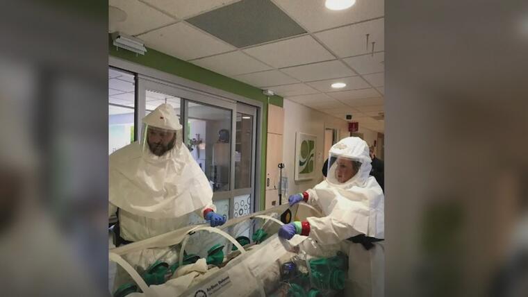 Resultado de imagen de Evalúan por coronavirus a pasajeros de crucero anclado en Nueva Jersey