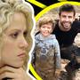 """Piqué ventila a Shakira y que sus hijos viven bajo """"presión excesiva"""""""