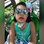 Avella Bauer, de 8 años, fue diagnosticada con encefalomielitis aguda diseminada (ADEM) en marzo