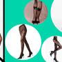 Medias de moda para mujer