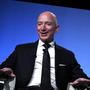 El CEO de Amazon, Jeff Bezos, fundador de la empresa espacial Blue Origin y propietario de The Washington Post, participa en un evento organizado por la Asociación de la Fuerza Aérea el 19 de septiembre de 2018 en National Harbor, Maryland.