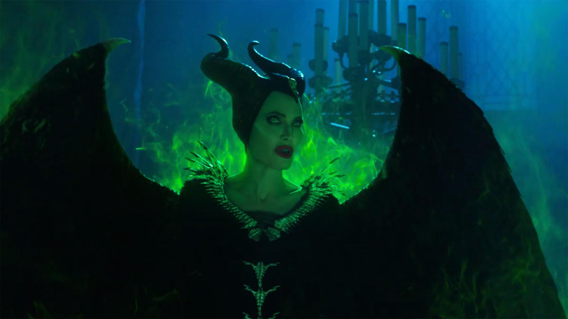 Watch The Trailer For Disney S Maleficent Mistress Of Evil