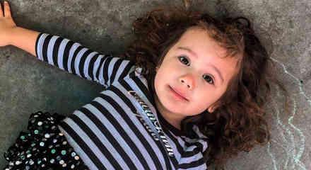 La hija de Angélica Vale, Angélica Massiel cumple 4 años de vida