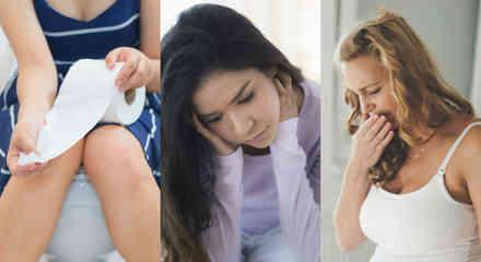 Señales de la gastritis