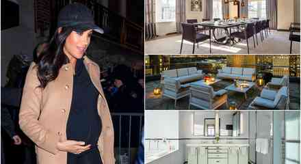 Meghan Markle baby shower