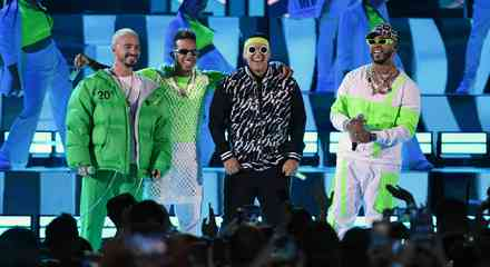 J Balvin, Ozuna, Daddy Yankee, Anuel at 2019 Billboards