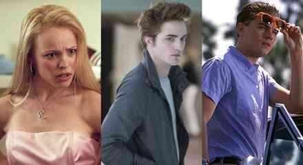 Rachel McAdams, Robert Pattinson y Leonardo DiCaprio