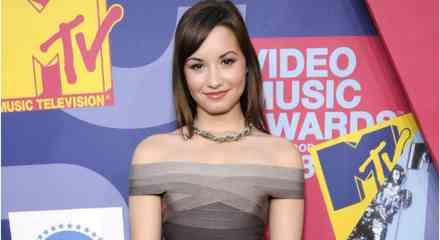 Demi Lovato en los MTV VMAs 2008