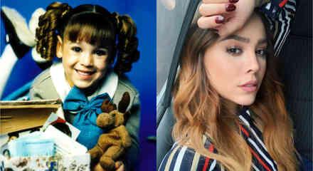 Danna Paola y su evolución a través de los años