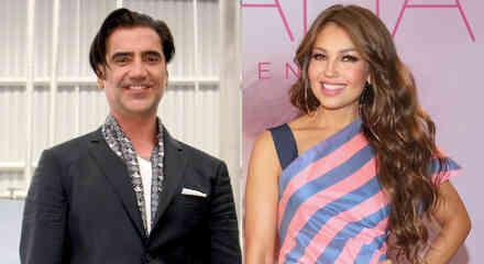 Alejandro Fernández y Thalía