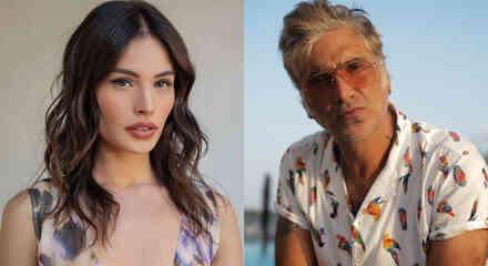 Alejandro Fernández y su nueva novia Ana Paula Valle