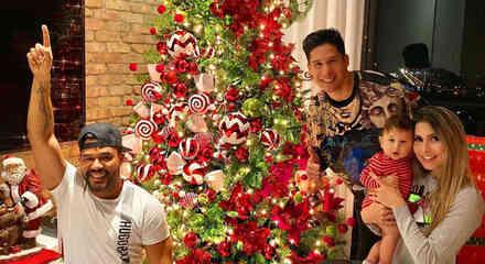 Árbol de Navidad de Chyno Miranda